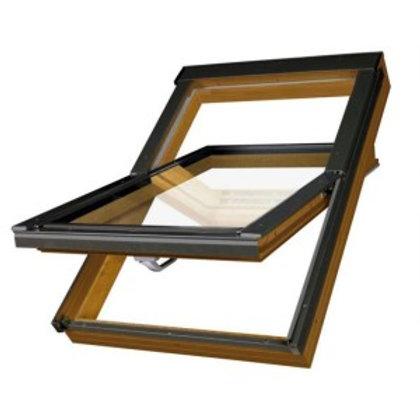 Мансардне вікно Fakro вологостійке обертальне PTP-V/GO (PI) U3 78х140см