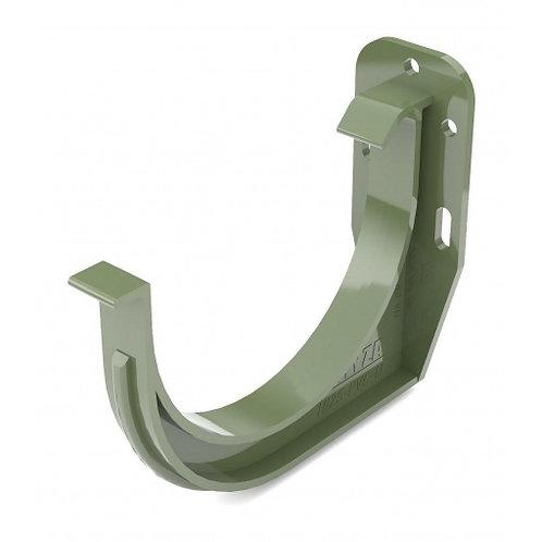 Тримач ринви ПВХ Bryza 125 135,3 мм зелений