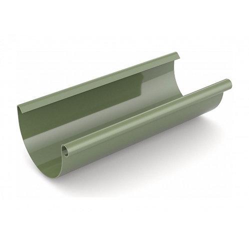 Ринва водостічна Bryza 125 мм 3 м зелений