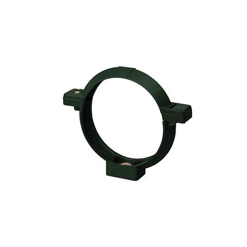 Кронштейн труби Rainway 100 мм зелений