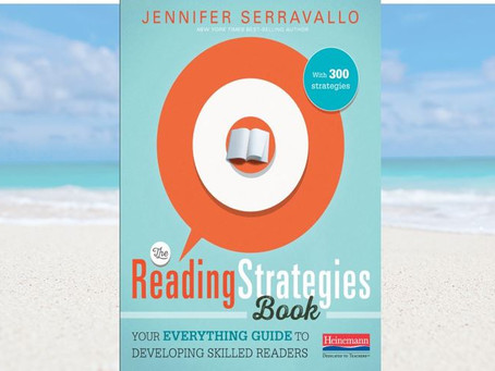 "A Review of ""The Reading Strategies Book"""