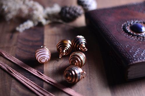 Copper Spiral Minisphere