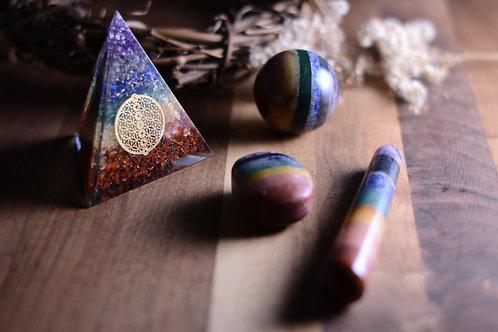 Rainbow Chakra Kit