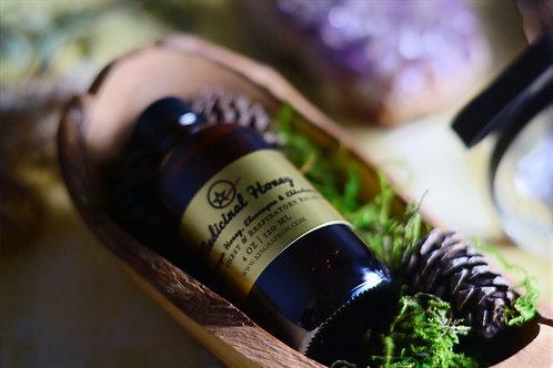 Iron Lung Medicinal Honey - 4oz.