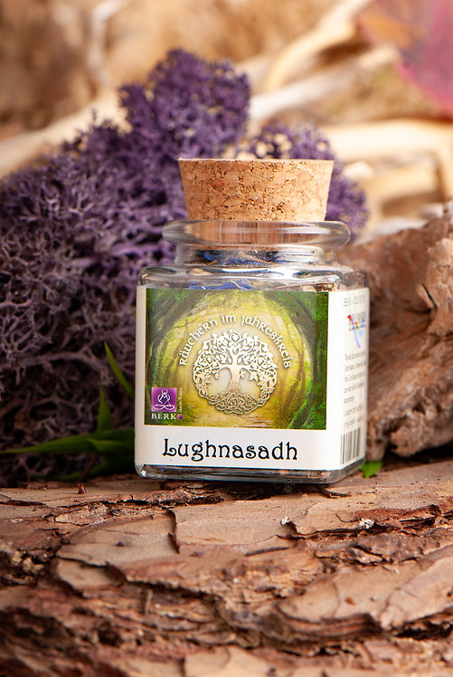 Lughnasadh, Jahreskreisfeste, Räucherung, räuchern