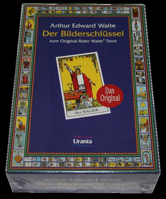 Der Bilderschlüssel zum Original Rider Waite Tarot