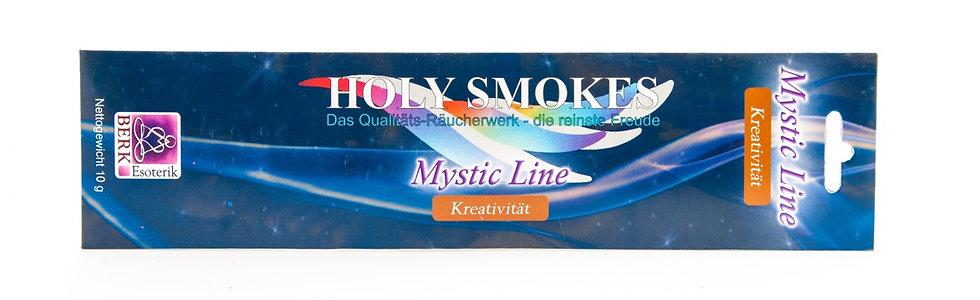 """Holy Smokes Mystic Line Räucherstäbchen """"Kreativität"""""""