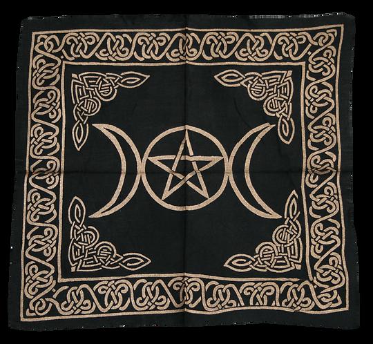 Altartuch Dreifachmond