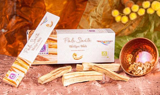 Palo Santo, Palo Santo Räucherstäbchen, räuchern, reinigen, negative energien, hölzer, entspannen, meditation