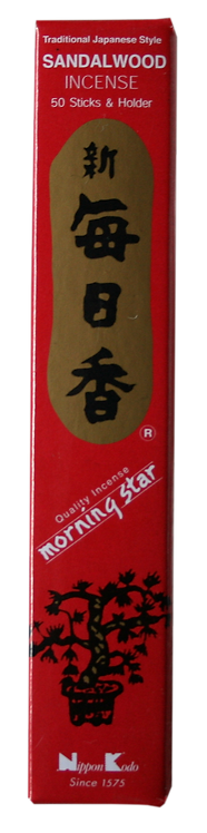 Nippon Kodo Morning Star Sandalwood