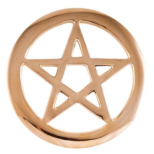 Pentagramm, Messing, Schutz, Symbole
