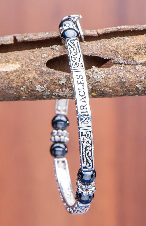 Armband, Magnetarmband, magnet armband, Miracles, affirmation