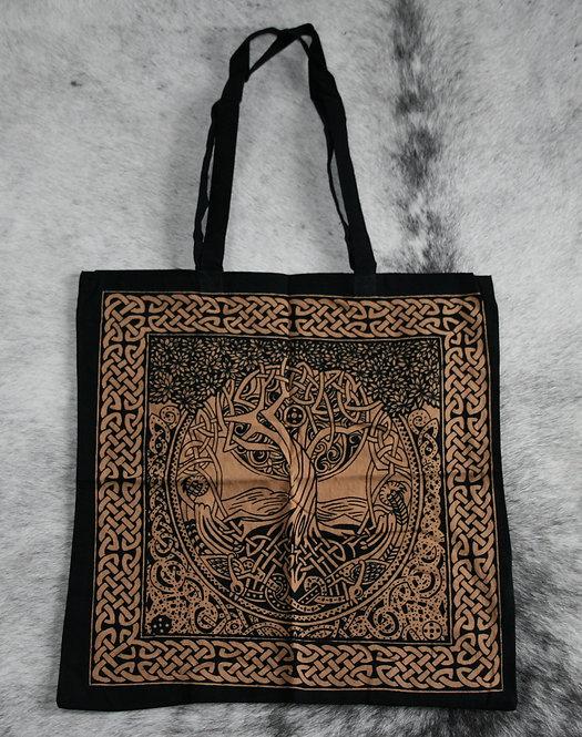 Weltenbaum Yggdrasil Tasche