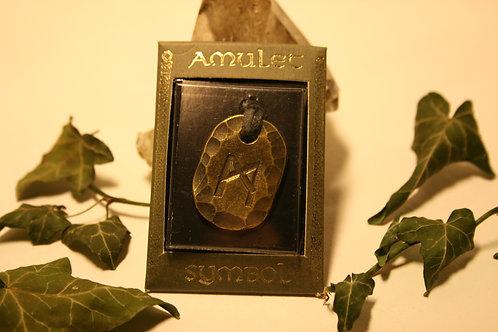 Runen Amulett Mannaz