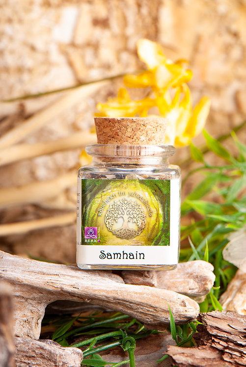 Samhain, Jahreskreisfeste, Räucherung, räuchern