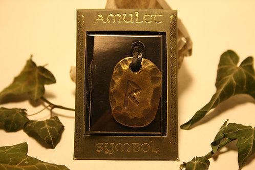Runen Amulett Raidho