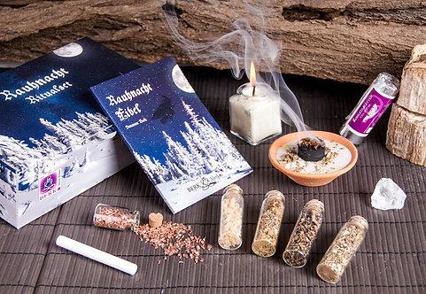Rauhnächte, Rauhnächte-Ritualset, ritual, rabenmond-shop, magie