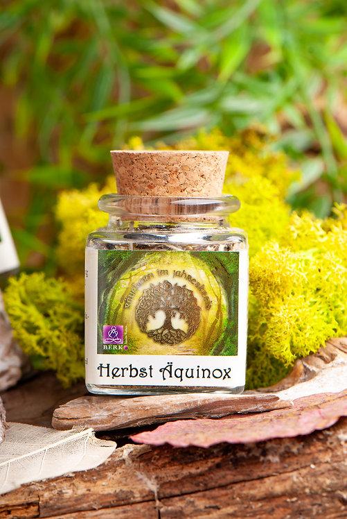Herbst Äquinox, Mabon, Jahreskreisfeste, räuchermischung, räuchern