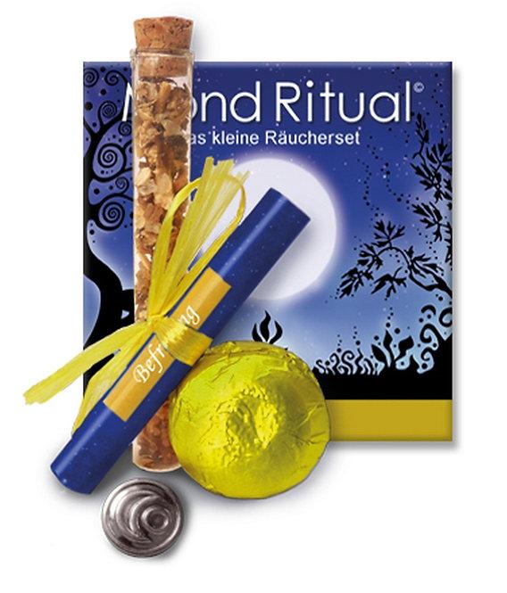 Mondritual, Räucherset, Befreiung, Berk, Ritual