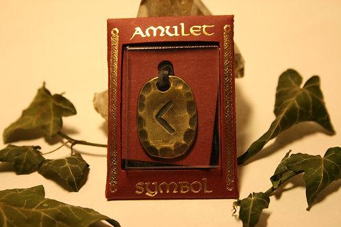 Runen Amulett Kenaz
