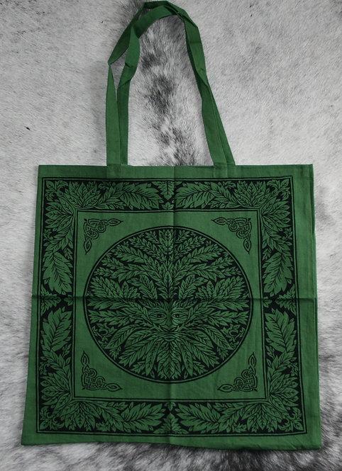 Green Man Tasche