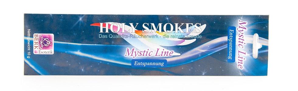"""Holy Smokes Mystic Line Räucherstäbchen """"Entspannung"""""""