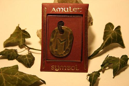 Runen Amulett Ehwaz