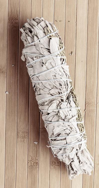 Weißer Salbei & Wacholder - Kräuterbündel