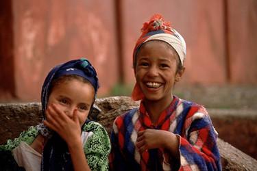 ethnische Mädchen