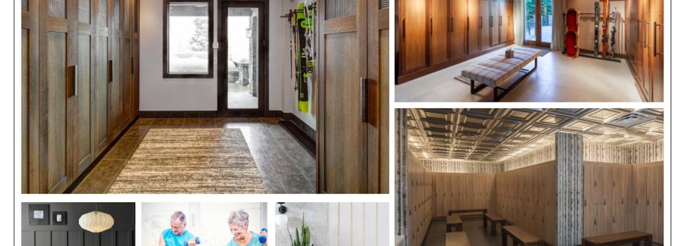 Locker Room Ideation