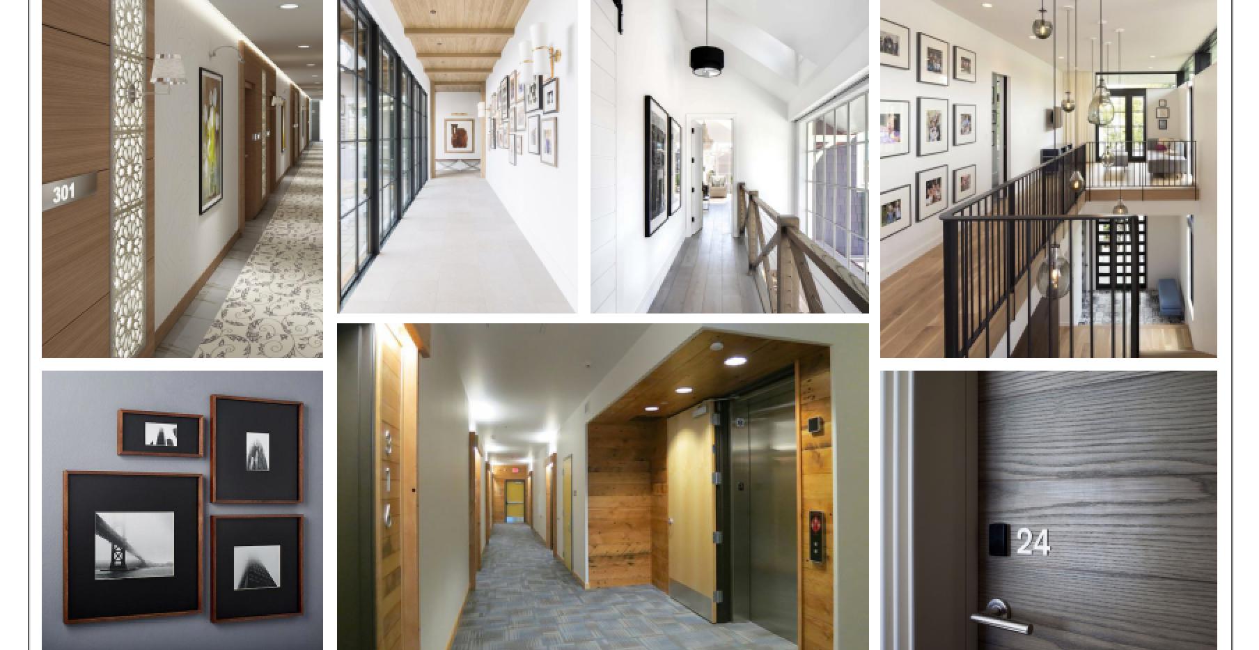 Resident Corridors Ideation