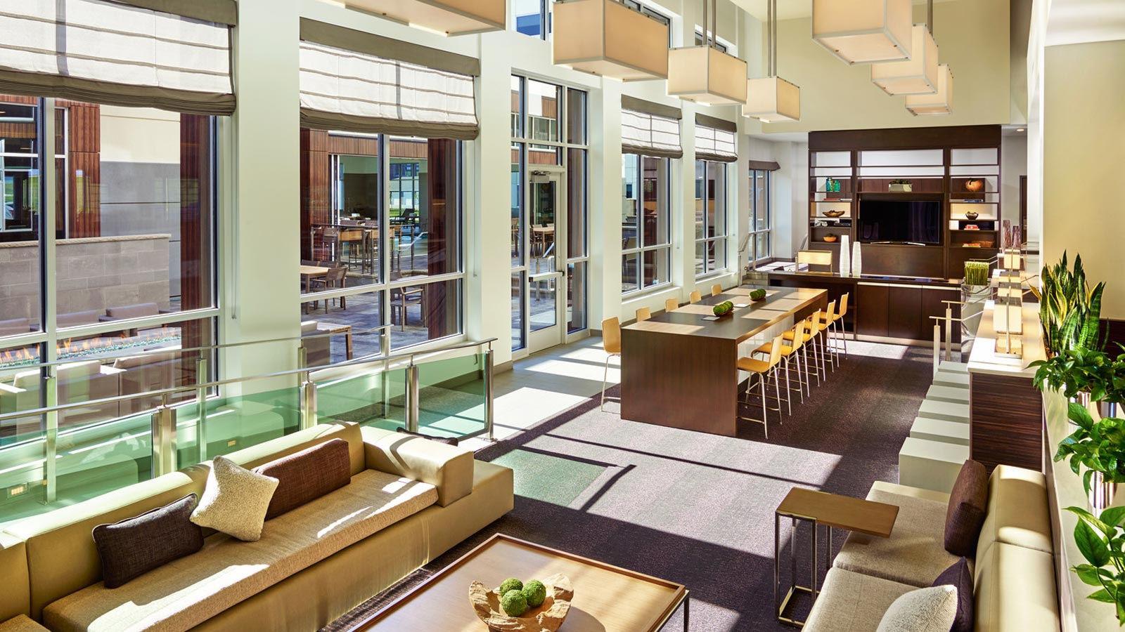 Lower Lobby Lounge