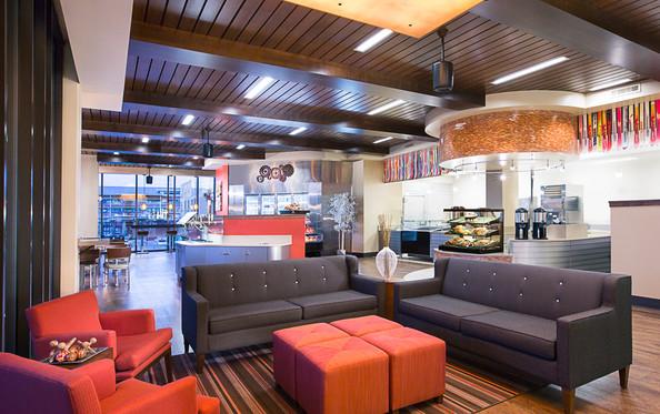 Durrell Express Lounge