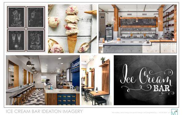 Ice Cream Bar Ideation