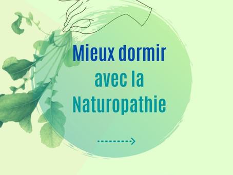Mieux dormir avec la Naturopathie