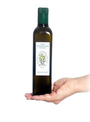 extra virgin olive oil 0,5 lt bottle