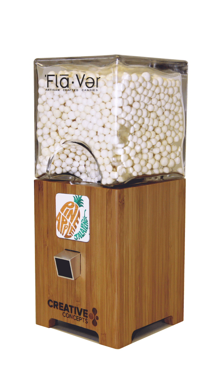 Dispenser (Engraved) with your logo