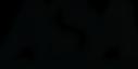 ASA Logo V1- 1000px - Black with Tagline