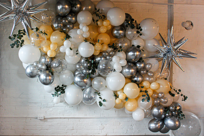 The Pop-Up Event Company - Balloon Decor