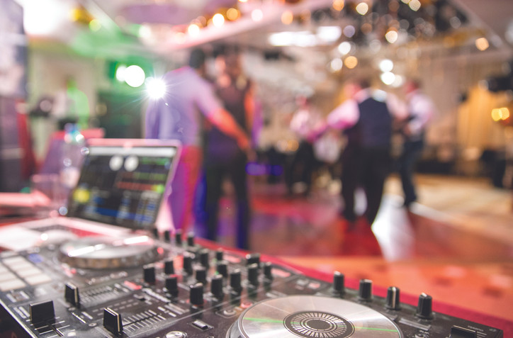 DJ MasterMix - GeorgianBayWedding - Coll