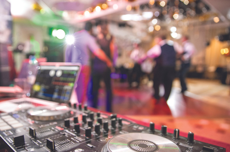 DJ MasterMix - GeorgianBayWedding - Coll