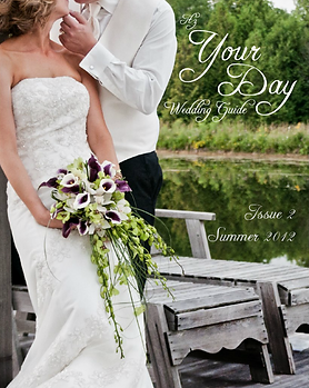 2012 Wedding Guide Issue