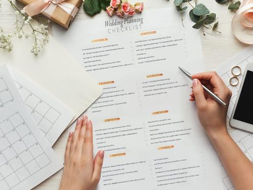 Wedding Planning COVID-19 Style