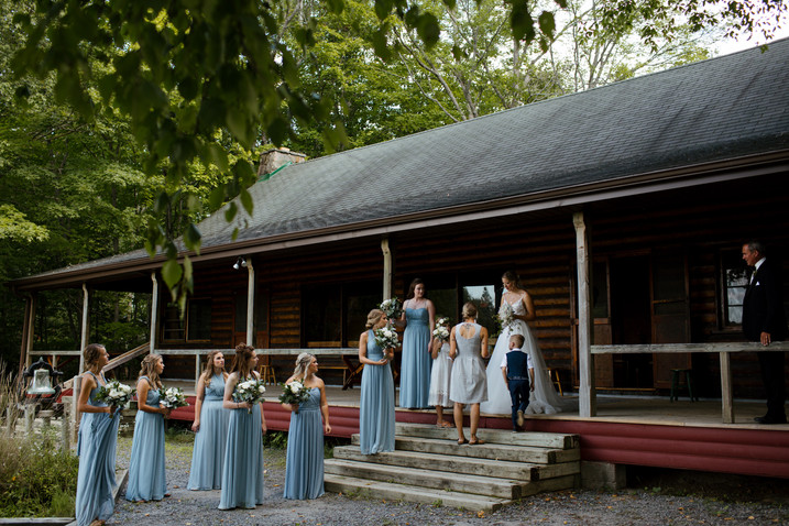 Amanda Jerome Events - Georgian Bay Wedd