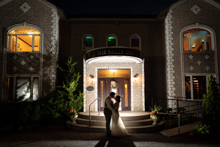 Georgian Bay Wedding Venue - Falls Inn a