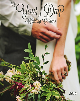 2016 Wedding Guide Issue
