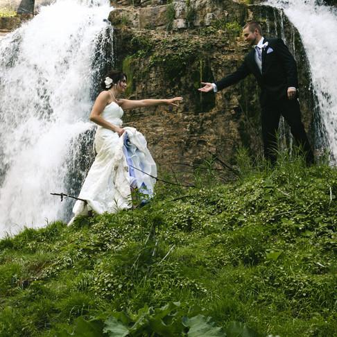 Falling In Love at The Falls Inn
