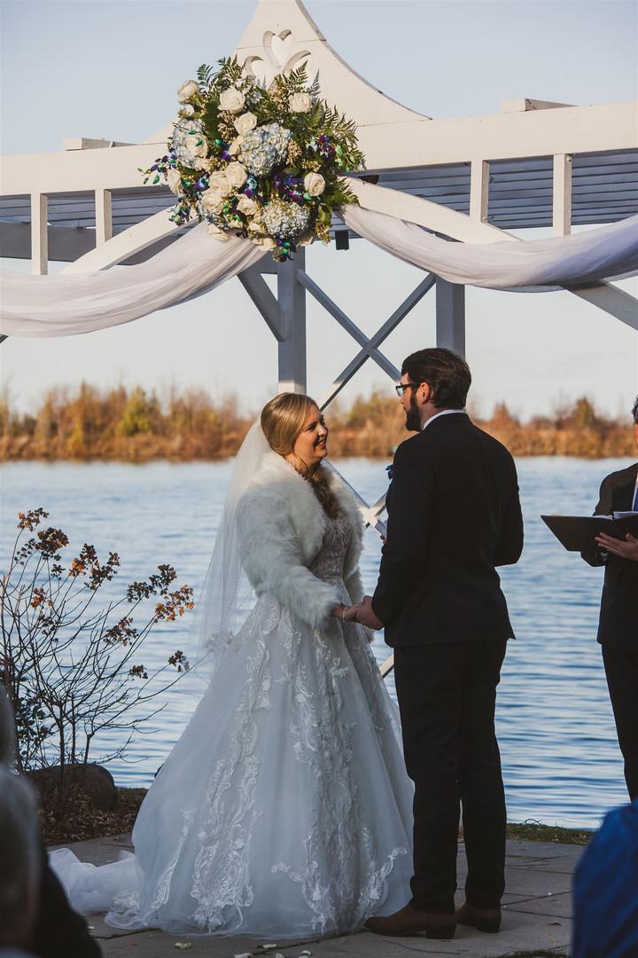Markdale Flowers - Georgian Bay Wedding