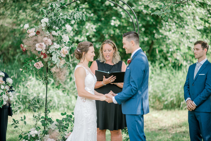 Jenn Duff Wedding Officiant - Collingwoo