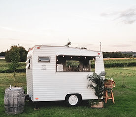 The Bea Bar - Mobile Bar Trailer - Shast